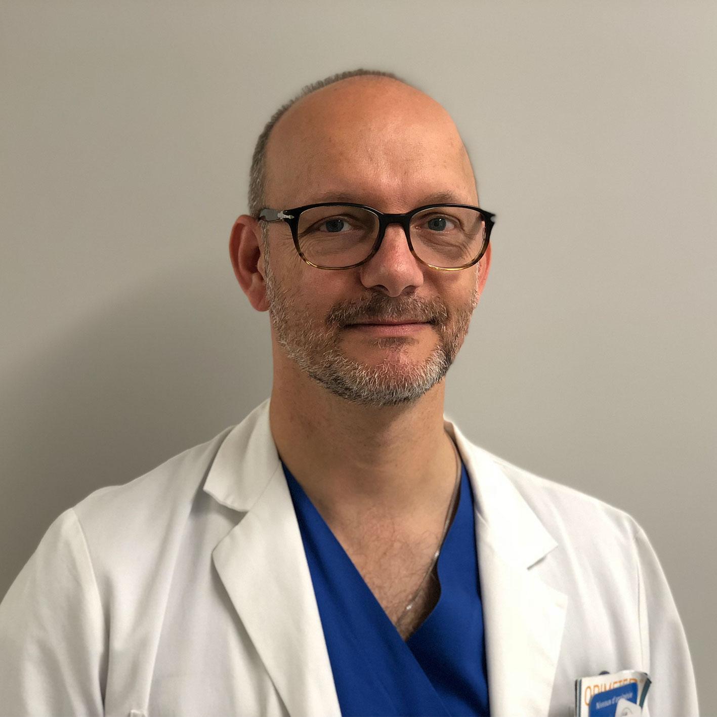 Dr Nicolas Mariotti